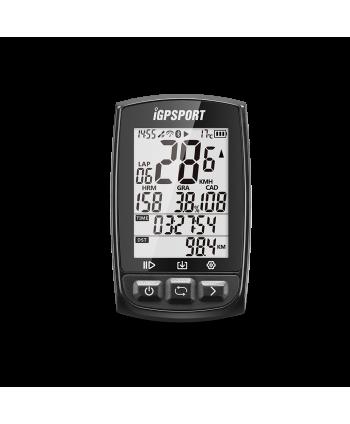 Ciclopcomputador GPS IGS50E