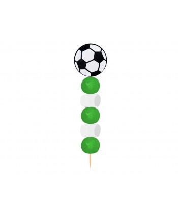 Brocheta de golosinas balón futbol 50 gr