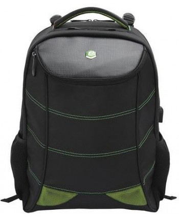 "MOCHILA PORTATIL 17"" Y TABLET SNAKE EYES GREEN"