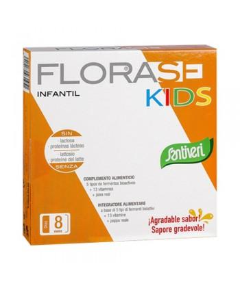 FLORASE KIDS, VIALES
