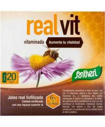 REALVIT VITAMINADA, VIALES