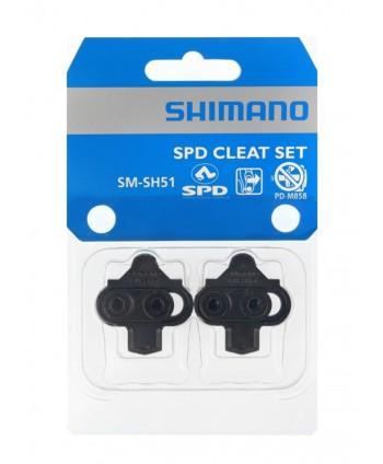 Calas Shimano SPD SM-SH51