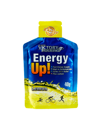 Gel energético Energy Up sabor limón