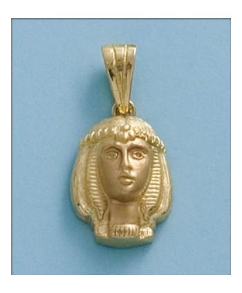 COLGANTE EGIPCIA ORO 18K
