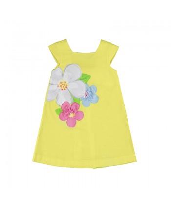 Vestido Mayoral amarillo