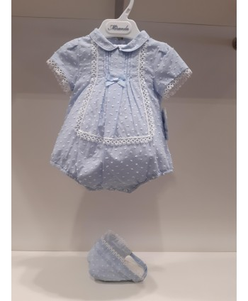 Pelele  bebe capota