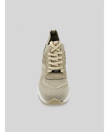 042593 Sneakers Cuña Elastico