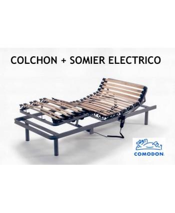 Pack Colchón Sensación...