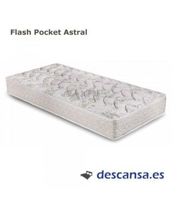 Colchón Flash Pocket Astral