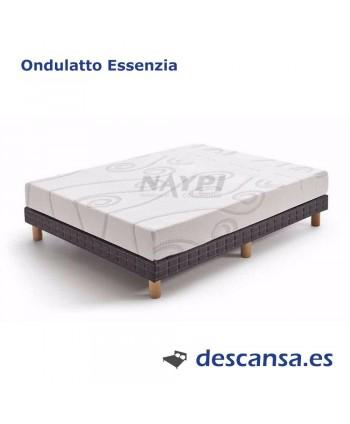 Colchón Ondulatto Essenzia Dormire