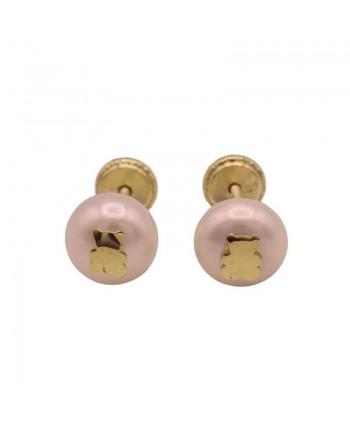 00782 - Pendientes de perla...