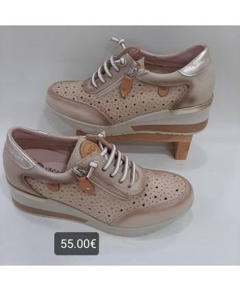 Sneaker napa pigl