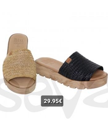 Sandalia gel