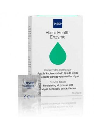ENZYMAS HIDRO HEALTH DISOP 10 COMPRIMIDOS