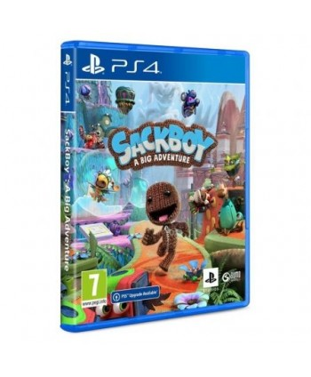 Juego para Consola Sony PS4 Sackboy: Una aventura a lo grande