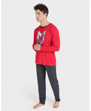 Pijama Rojo