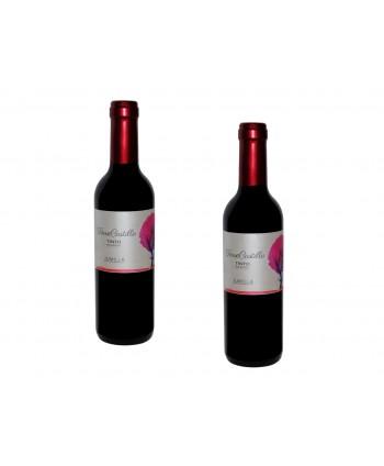 Vino tinto torrecastillo Jumilla 3/8 375 ml 24 cm