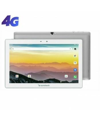 "Tablet Sunstech Tab1010 10.1""/ 3GB/ 64GB/ 4G/ Plata"