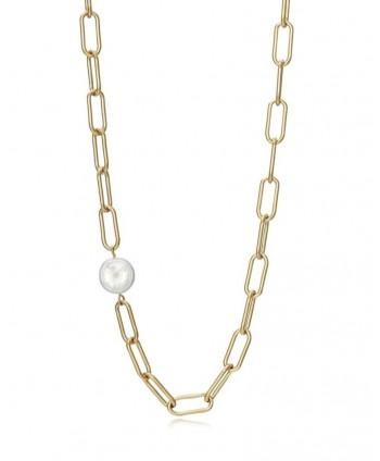 1317C01012 - Collar dorado...