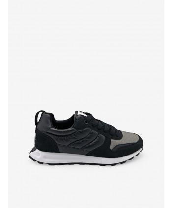 Sneakers Acolchado y brillo